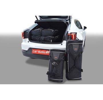 CAR-Bags CAR-BAGS Auto-Reisetaschenset für Polestar 2 2020> 5-türig Liftback