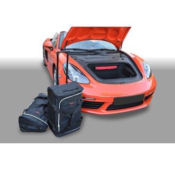 CAR-Bags CAR-BAGS Auto-Reisetaschenset für Porsche 718 Cayman / Boxster (982) 2016>