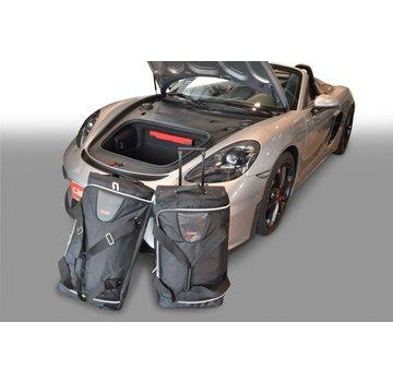 CAR-Bags CAR-BAGS Auto-Reisetaschenset für Porsche 718 Spyder 2019>