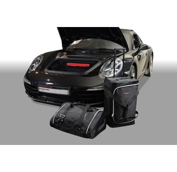 CAR-Bags CAR-BAGS Auto-Reisetaschenset für Porsche 911 (991) 2011-2019