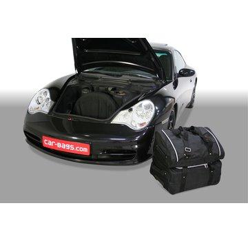 CAR-Bags CAR-BAGS Auto-Reisetaschenset für Porsche 911 (996) 1997-2006