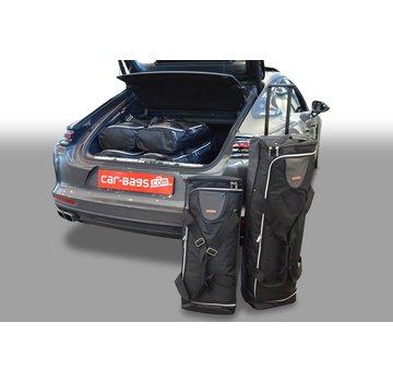 CAR-Bags CAR-BAGS Auto-Reisetaschenset für Porsche Panamera (970) 2009-2016 5-türig Fließheck