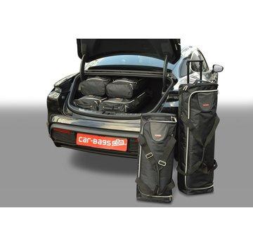 CAR-Bags CAR-BAGS Auto-Reisetaschenset für Porsche Taycan 2019> 4-türig Limousine