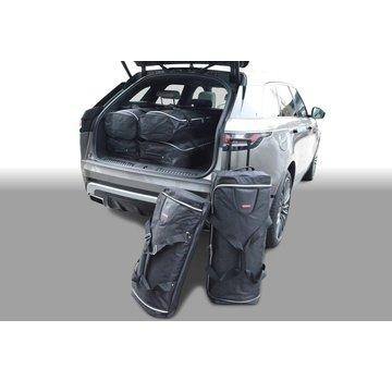 CAR-Bags CAR-BAGS Auto-Reisetaschenset für Range Rover Velar 2017>