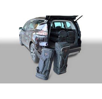 CAR-Bags CAR-BAGS Auto-Reisetaschenset für Renault Espace V 2015>