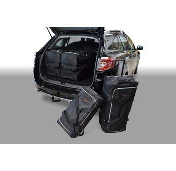 CAR-Bags CAR-BAGS Auto-Reisetaschenset für Renault Megane III Estate / Grandtour 2009-2016 Kombi