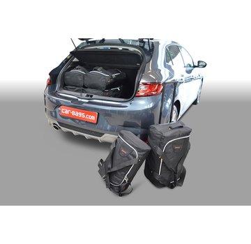 CAR-Bags CAR-BAGS Auto-Reisetaschenset für Renault Megane IV 2016> 5-türig Fließheck