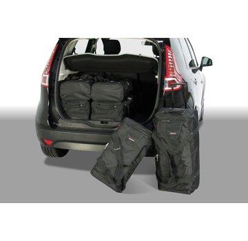 CAR-Bags CAR-BAGS Auto-Reisetaschenset für Renault Scenic III 2009-2016