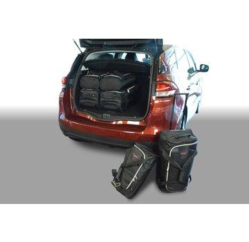 CAR-Bags CAR-BAGS Auto-Reisetaschenset für Renault Scenic IV 2016>