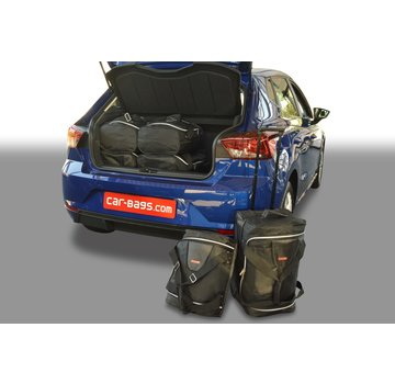 CAR-Bags CAR-BAGS Auto-Reisetaschenset für Seat Ibiza (6F) 2017>