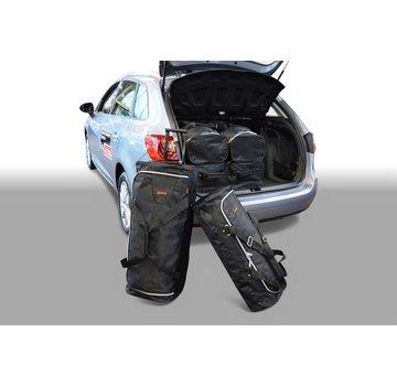 CAR-Bags CAR-BAGS Auto-Reisetaschenset für Seat Ibiza ST (6J) 2010-2017 Kombi