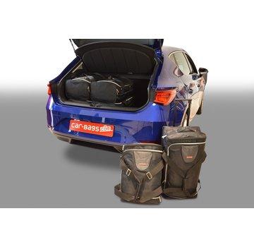 CAR-Bags CAR-BAGS Auto-Reisetaschenset für Seat Leon (5F) 2012-2020 3 & 5-türig Fließheck