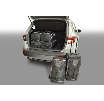 CAR-Bags CAR-BAGS Auto-Reisetaschenset für Skoda Karoq 2017>