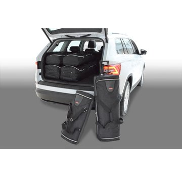 CAR-Bags CAR-BAGS Auto-Reisetaschenset für Skoda Kodiaq 2017>