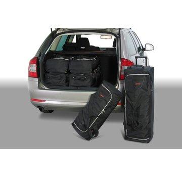 CAR-Bags CAR-BAGS Auto-Reisetaschenset für Skoda Octavia II (1Z) Combi 2004-2013 Kombi
