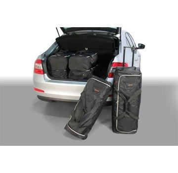 CAR-Bags CAR-BAGS Auto-Reisetaschenset für Skoda Octavia III (5E) 2013-2020 5-türig Fließheck