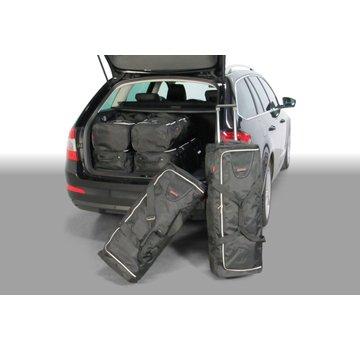 CAR-Bags CAR-BAGS Auto-Reisetaschenset für Skoda Octavia III (5E) Combi 2013-2020 Kombi