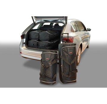 CAR-Bags CAR-BAGS Auto-Reisetaschenset für Skoda Octavia IV Combi (NX) 2020-