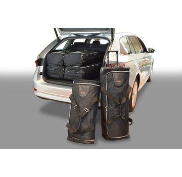 CAR-Bags CAR-BAGS Auto-Reisetaschenset für Skoda Octavia IV Combi (NX) 2020>