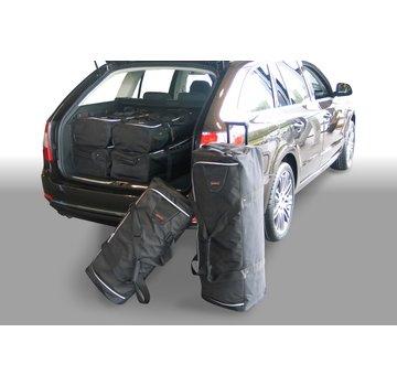 CAR-Bags CAR-BAGS Auto-Reisetaschenset für Skoda Superb II (3T) Combi 2009-2015 Kombi