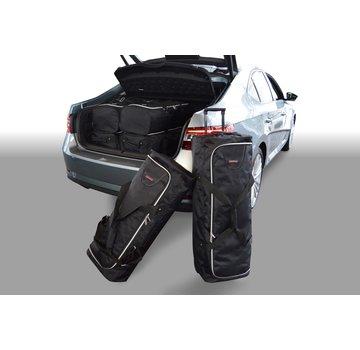 CAR-Bags CAR-BAGS Auto-Reisetaschenset für Skoda Superb III (3V) 2015> 5-türig Fließheck