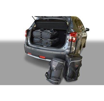 CAR-Bags CAR-BAGS Auto-Reisetaschenset für Suzuki SX4 S-Cross 2013> 5-türig Fließheck