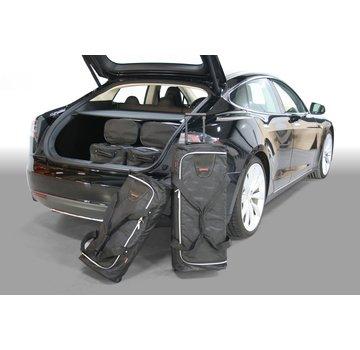 CAR-Bags CAR-BAGS Auto-Reisetaschenset für Tesla Model S 2012> 5-türig Fließheck