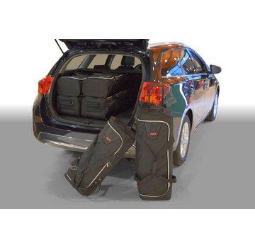 CAR-Bags CAR-BAGS Auto-Reisetaschenset für Toyota Auris II TS 2013-2019 Kombi