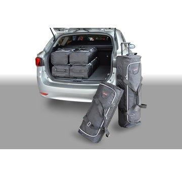 CAR-Bags CAR-BAGS Auto-Reisetaschenset für Toyota Avensis III 2015-2018 Kombi