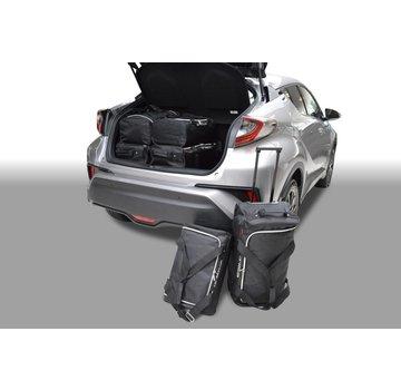 CAR-Bags CAR-BAGS Auto-Reisetaschenset für Toyota C-HR 2017> 5-türig Fließheck