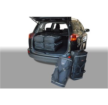 CAR-Bags CAR-BAGS Auto-Reisetaschenset für Toyota RAV4 IV (XA40) 2013-2018