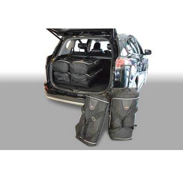 CAR-Bags CAR-BAGS Auto-Reisetaschenset für Toyota RAV4 IV Hybride (XA40) 2013-2018