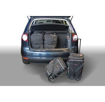 CAR-Bags CAR-BAGS Auto-Reisetaschenset für Volkswagen Golf Plus (1KP) 2009-2014 5-türig Fließheck