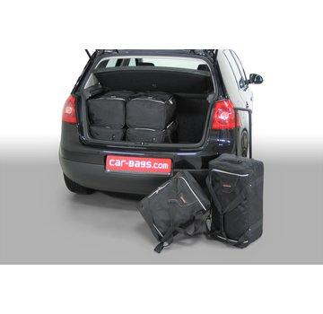 CAR-Bags CAR-BAGS Auto-Reisetaschenset für Volkswagen Golf V (1K) 2003-2008 3 & 5-türig Fließheck