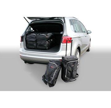 CAR-Bags CAR-BAGS Auto-Reisetaschenset für Volkswagen Golf VII (5G) Sportsvan 2014>