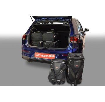 CAR-Bags CAR-BAGS Auto-Reisetaschenset für Volkswagen Golf VIII (CD) 2020> 5-türig Fließheck