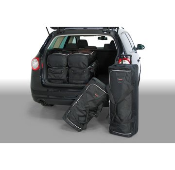 CAR-Bags CAR-BAGS Auto-Reisetaschenset für Volkswagen Passat (B6) Variant 2005-2010 Kombi