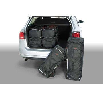 CAR-Bags CAR-BAGS Auto-Reisetaschenset für Volkswagen Passat (B7) Variant 2010-2014 Kombi