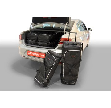 CAR-Bags CAR-BAGS Auto-Reisetaschenset für Volkswagen Passat GTE (B8) 2015> 4-türig Limousine