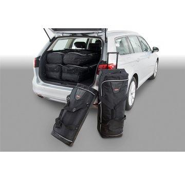 CAR-Bags CAR-BAGS Auto-Reisetaschenset für Volkswagen Passat Variant (B8) 2014> Kombi
