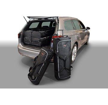 CAR-Bags CAR-BAGS Auto-Reisetaschenset für Volkswagen Passat Variant GTE (B8) 2015> Kombi