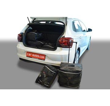 CAR-Bags CAR-BAGS Auto-Reisetaschenset für Volkswagen Polo VI (AW) 2017> 5-türig Fließheck