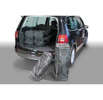 CAR-Bags CAR-BAGS Auto-Reisetaschenset für Volkswagen Sharan II (7N) 2010>