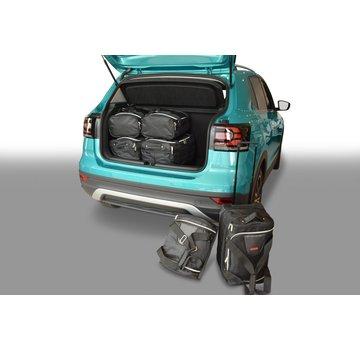CAR-Bags CAR-BAGS Auto-Reisetaschenset für Volkswagen T-Cross (C1) 2018>