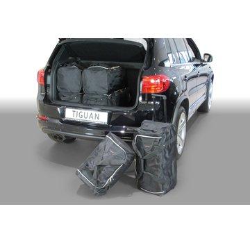CAR-Bags CAR-BAGS Auto-Reisetaschenset für Volkswagen Tiguan (5N) 2007-2015
