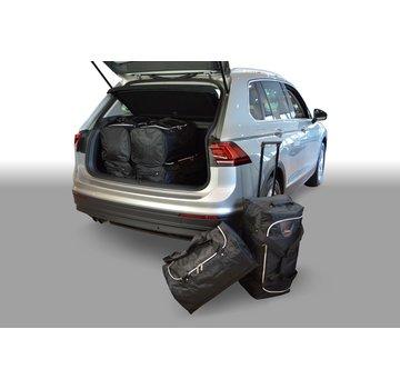 CAR-Bags CAR-BAGS Auto-Reisetaschenset für Volkswagen Tiguan II 2015>