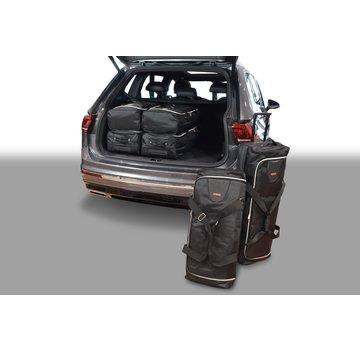 CAR-Bags CAR-BAGS Auto-Reisetaschenset für Volkswagen Tiguan II Allspace 2017>