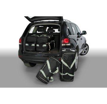 CAR-Bags CAR-BAGS Auto-Reisetaschenset für Volkswagen Touareg I (7L) 2002-2010