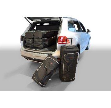 CAR-Bags CAR-BAGS Auto-Reisetaschenset für Volkswagen Touareg II (7P5) 2010-2018