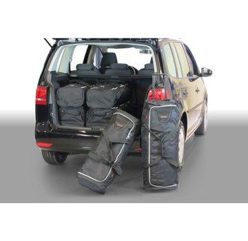 CAR-Bags CAR-BAGS Auto-Reisetaschenset für Volkswagen Touran I (1T GP2) 2010-2015